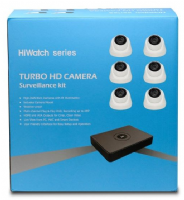 Hikvision 8 Channel 1080p CCTV Kit- T108Q-B/2T